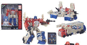 Powermaster Optimus Prime - Transformers Generations Titans Return Leader Wave 1