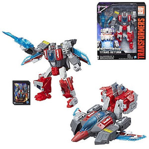 Broadside  - Transformers Generations Titans Return Voyager Wave 3
