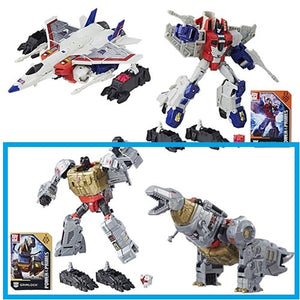 Grimlock - Transformers Generations Power of the Primes Voyager Wave 1