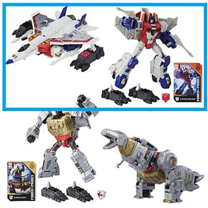 Starscream - Transformers Generations Power of the Primes Voyager Wave 1