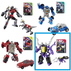 Skrapnel - Transformers Generations Power of the Primes Legends Wave 1