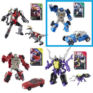 Beachcomber - Transformers Generations Power of the Primes Legends Wave 1