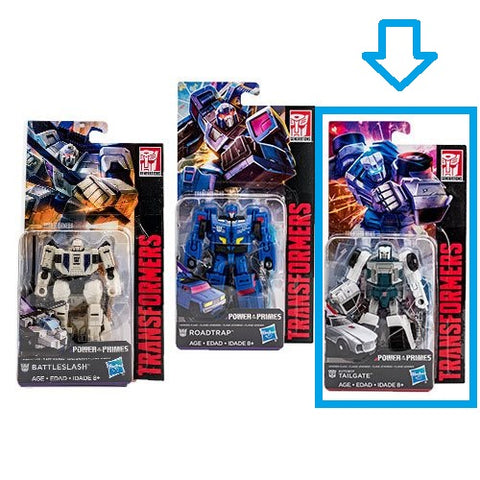 Autobot Tailgate - Transformers Generations Power of the Primes Legends Wave 2