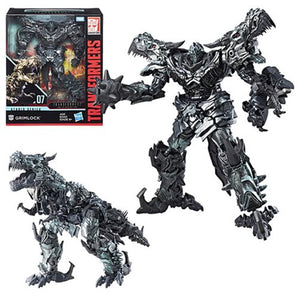 Grimlock - Transformers Generations Studio Series Leader Class