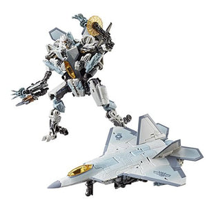 Starscream - Transformers Generations Studio Series Voyager Class
