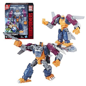 Optimus Primal - Transformers Generations Power of the Primes Leader Wave 3