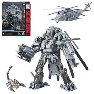 Blackout - Transformers Generations Studio Series Leader Class
