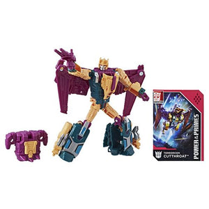 Terrorcon Cutthroat - Transformers Generations Power of the Primes Deluxe Wave 3