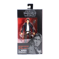 "Han Solo (Bespin Outfit - Wave 18 repack) - Star Wars Black Series 6"" Wave 19"