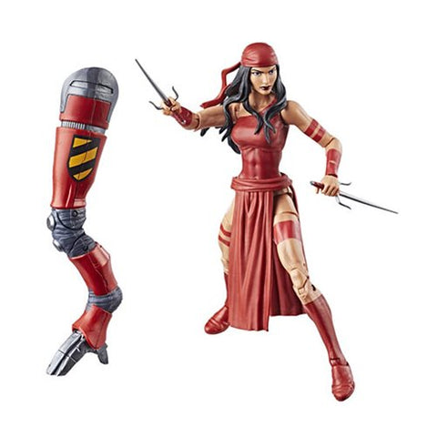 Elektra - Amazing Spider-Man Marvel Legends Figures Wave 10 (SP//DR BAF)