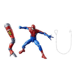 House of M Spider-Man - Amazing Spider-Man Marvel Legends Figures Wave 10 (SP//DR BAF)
