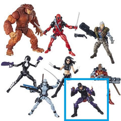 Paladin - Deadpool Marvel Legends Wave 1 (Sasquatch BAF)