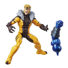 Sabretooth - X-Men Marvel Legends Wave 3 (Apocalypse BAF)