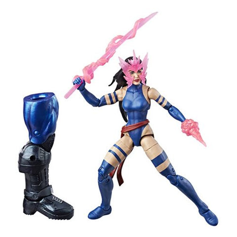 Psyloche - X-Men Marvel Legends Wave 3 (Apocalypse BAF)