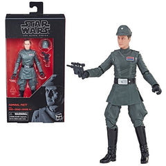 Star Wars The Black Series Admiral Piett - Exclusive