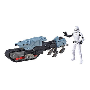 First Order Treadspeeder - Star Wars Galaxy of Adventures