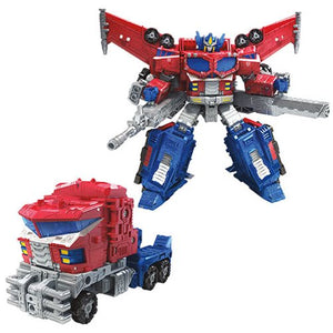 Optimus Prime - Transformers War for Cybertron Siege Leader