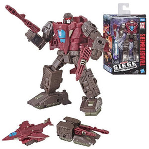 Skytread - Transformers Generations Siege Deluxe Class Wave 1