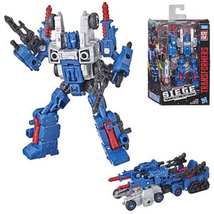 Cog - Transformers Generations Siege Deluxe Class Wave 1