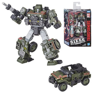 Hound - Transformers Generations Siege Deluxe Wave 3