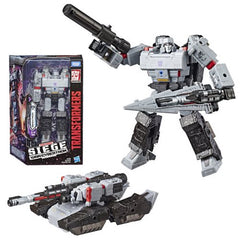 Megatron - Transformers Generations Siege Voyager Class Wave 1