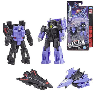 Decepticon Air Strike Patrol - Transformers Generations Siege Micromasters Wave 1
