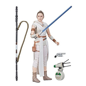 Rey and D-O - Star Wars The Black Series Wave 2 (repack)