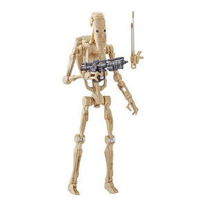 "Battle Droid - Star Wars The Black Series 6"" Wave 20"