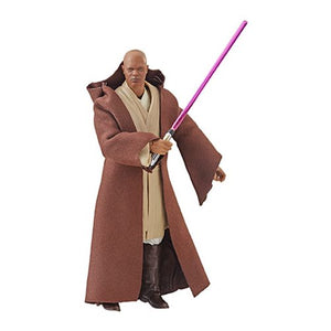 "Mace Windu - Star Wars The Black Series 6"" Wave 20"