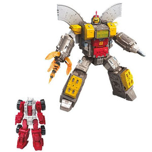 Omega Supreme - Transformers Generations War for Cybertron Siege Titan