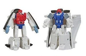 Autobot Blast Master & Fuzer (Astro Squad) - Transformers GWFC Earthrise Micromasters Wave 2