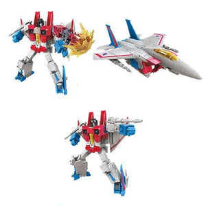 Starscream Earth - Transformers GWFC Earthrise Voyager Wave 1