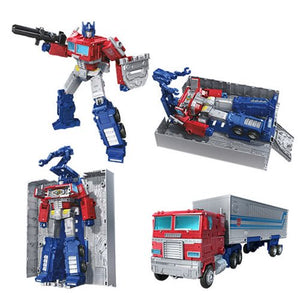 Optimus Prime - Transformers GWFC Earthrise Leader Wave 1