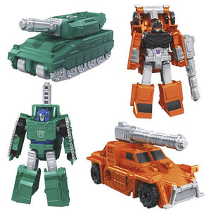 Micro Military Patrol - Transformers GWFC Earthrise Micromasters Wave 1