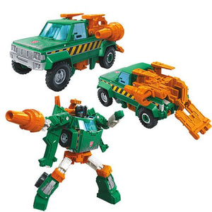 Hoist - Transformers GWFC Earthrise Deluxe Wave 1