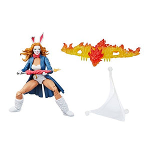 White Rabbit - Spider-Man Marvel Legends Wave 1 (Demogoblin BAF)