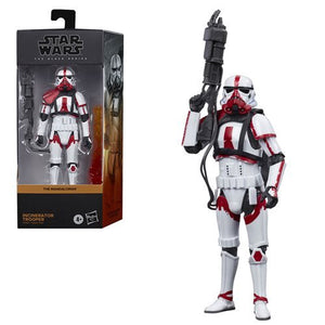 Incinerator Trooper - Star Wars The Black Series Wave 2