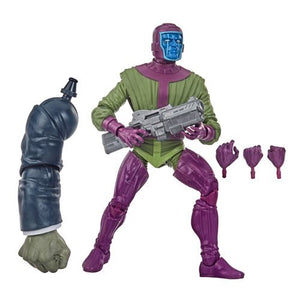 Kang - Avengers Video Game Marvel Legends Wave 2 (Joe Fix It BAF)
