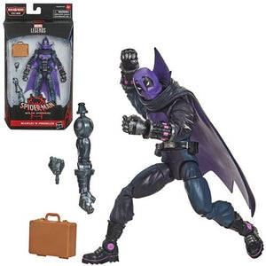Marvel's Prowler - Marvel Legends Spider-Man Wave 1 (Stilt Man BAF)