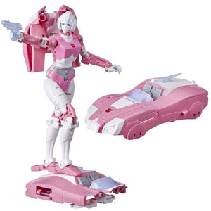 Arcee - Transformers Generations Kingdom Deluxe Wave 2