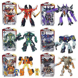 Transformers Generations Deluxe Figures Wave 9-Scoop