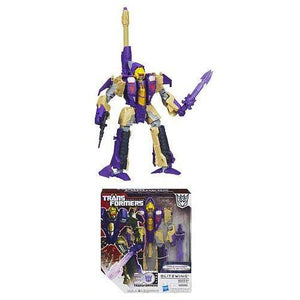 Transformers Generations Voyager Wave 6 Blitzwing