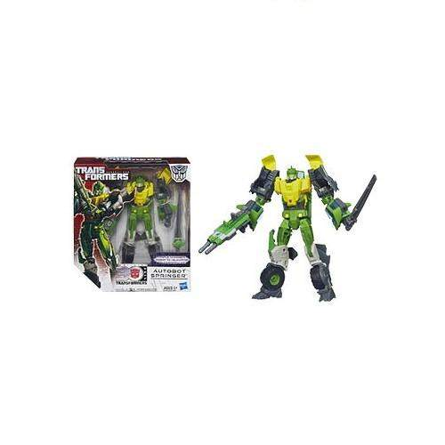 Transformers Generations Voyager Wave 7 - Springer