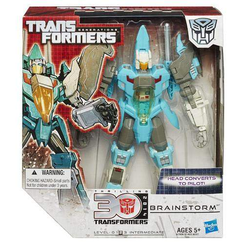 Transformers Generations Voyager Wave 8 - Brainstorm