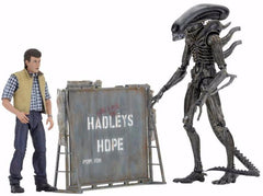 "Hadley's Hope - Aliens 7"" Action Figure 2 Pack"