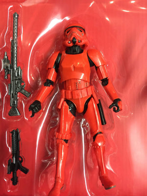 Crimson Stormtrooper - Exclusive Star Wars Black Series 6-Inch