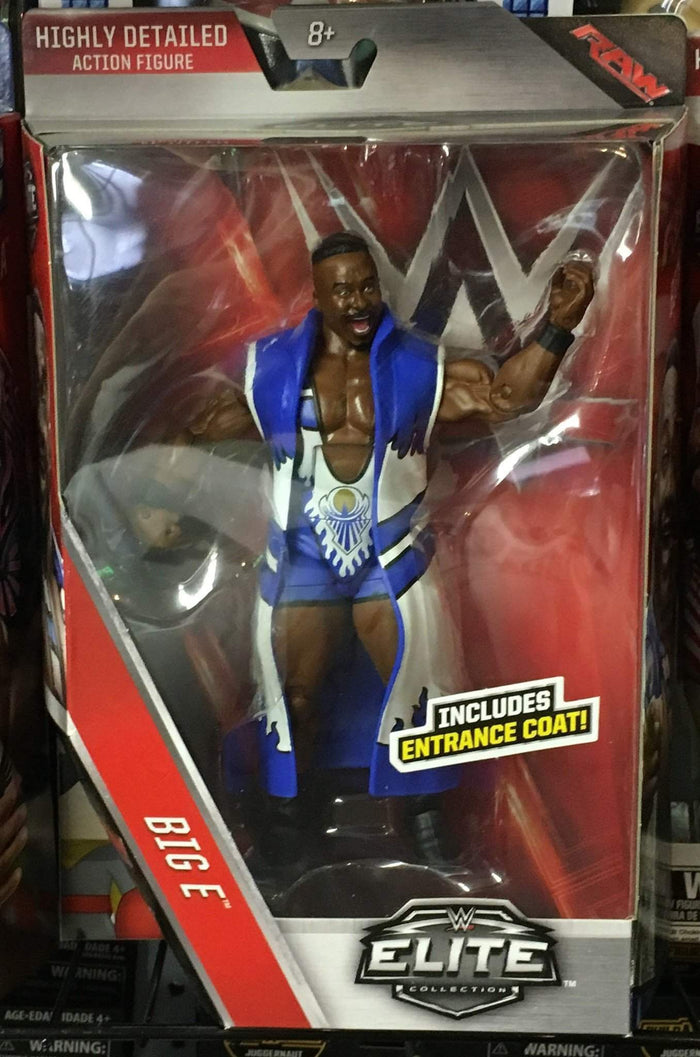 WWE Elite Series 44 Big E