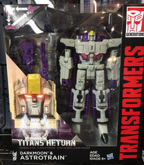 Astro Train - Transformers Generations Titans Return Voyager Wave 2