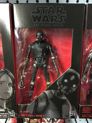 "K-2SO - Star Wars Black 6"" Wave 7"