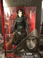 "Kylo Ren (Unmasked) - Star Wars Black 6"" Wave 7"
